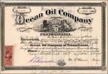 Ocean Oil Company 1871