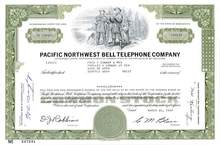 Pacific Northwest Bell Telephone Company - Washington
