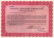 Papantla Royalties Corporation