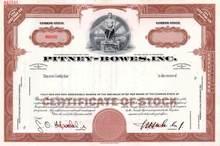 Pitney - Bowes Inc.