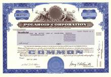 Polaroid Corporation ( Bankrupt ) issued September 12, 2001 - Overcome by Digital Photography