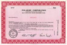 Polaroid Corporation - Edwin H. Land as President