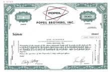 Popeil Brothers, Inc. - Veg-O-Matic Maker