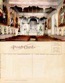 Postcard from the Chapel Monastery of the Precious Blood, Montavilla, Portland, Oregon