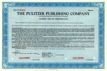 Pulitzer Publishing Company
