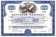 Raytheon Company 1970's
