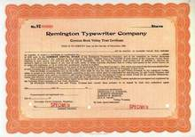 Remington Typewriter Company