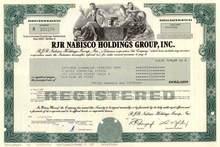 RJR Nabisco - Pre Buyout