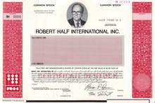 Robert Half International
