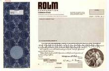 Rolm Corporation - California 1979