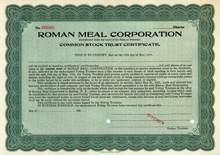Roman Meal Corporation