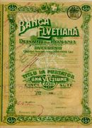 Romanian Swiss Bank 1923