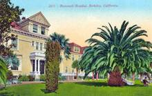 Roosevelt Hospital - University of California, Berkeley