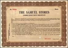 Samuel Stores