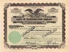 Santa Fe Transportation Company