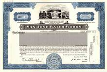 San Jose Water Works ( Now San Jose Water Company)