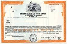 Savannah Electric and Power Company (Southern Company )