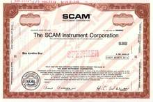 Scam Instrument Corporation