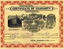 Sears, Roebuck and Co. 1898