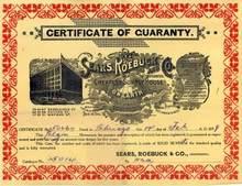 Sears, Roebuck and Co. 1898