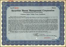 Securities Shares Management Corporation