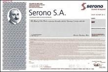 Serono S.A. ( Biotechnology company )