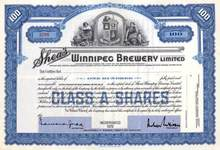 Shea's Winnipeg Brewery Limited