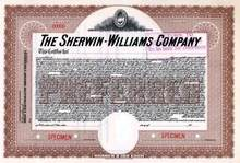 Sherman - Williams Company - Ohio 1917
