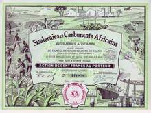 African Distilleries Africaines 1928 (Fuels)