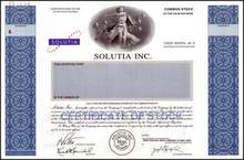 Solutia Inc. ( Was Monsanto Chemicals )
