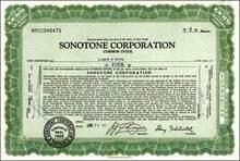 Sonotone Corporation