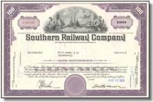 Southern Railway Company - Vignette Slogan