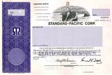 Standard-Pacific Corp. - California