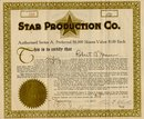 Star Production Co. circa 1923