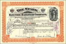 Stark Electric Railroad Company - Ohio 1931