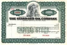 Standard Oil Company - Kansas