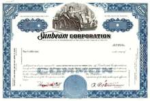 Sunbeam Corporation