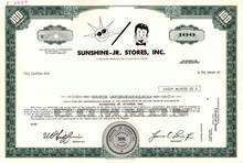 Sunshine - Jr. Stores, Inc. - Florida
