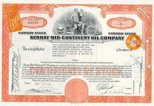 Sunray Mid Continent Oil Company