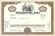 Teledyne, Inc.