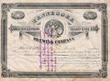 Tennessee Brewing Company - 1885