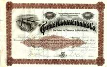 Towle Manufacturing Company 1907 - Famous Silver Company