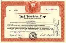 Trad Television Corporation - Early TV