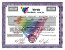 Triangle MultiMedia Limited, Inc.