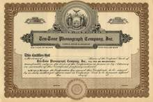 Tru-Tone Phonograph Company, Inc. - New York