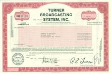Turner Broadcasting System ( Pre Time Warner and AOL Mergers )