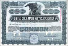 United Shoe Machinery Corporation 1916