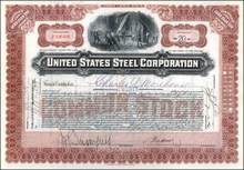 United States Steel Corporation 1909 - 1929