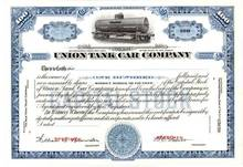 Union Tank Car Company ( Now TransUnion )