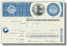 United Technologies Corporation Stock